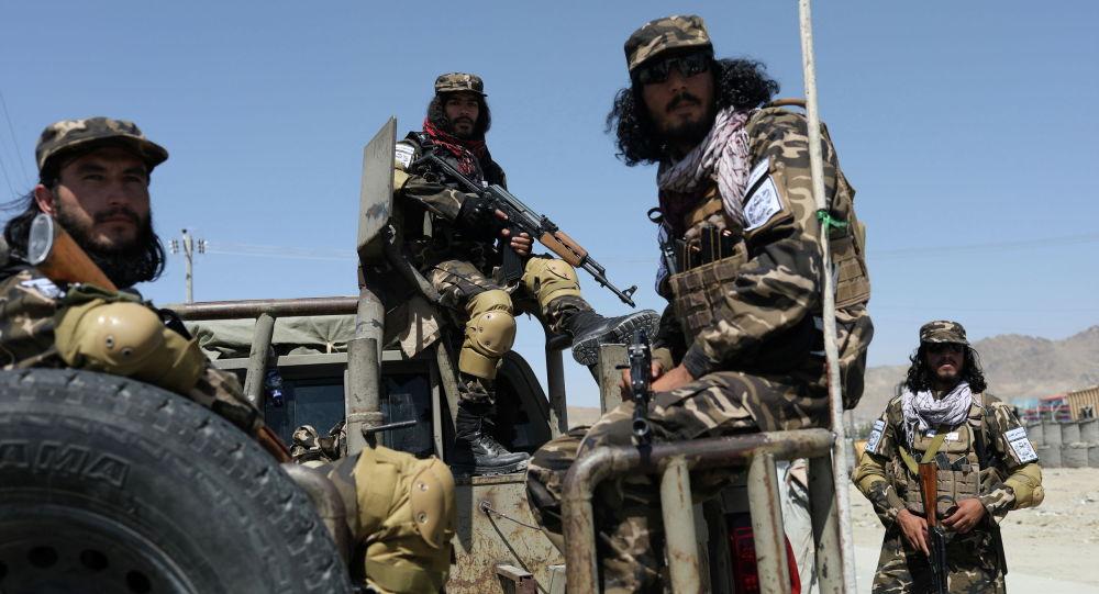 Бойцы спецназа Талибана. Архивное фото