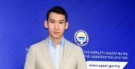 Вице-президент IIHF по Азии и Океании Айваз Оморканов. Архивное фото