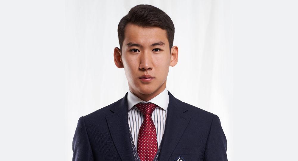 Избранный новым вице-президентом Международной федерации хоккея с шайбой (IIHF) по Азии и Океании кыргызстанец Айваз Оморканов