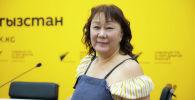 Режиссер импровизационного спектакля для детей и взрослых Елена Хусаева