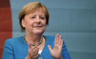 Германиянын канцлери Ангела Меркел