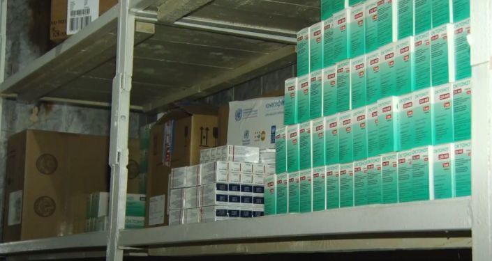 ГКНБ выявила группу компаний, осуществляющих импорт в страну лекарственных средств с последующей их реализацией населению по чрезмерно завышенной стоимости