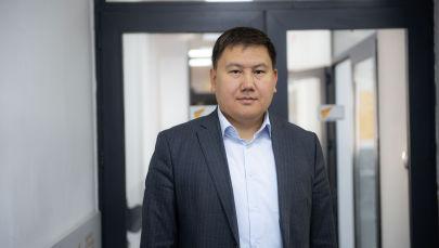 Инвестиция министрлигинин инвестиция тартуу бөлүмүнүн башчысы Нурлан Арипов