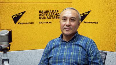 Анапластолог Нурлан Осмоналиев