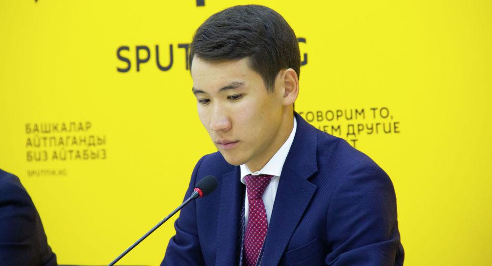 Вице-президент Международной федерации хоккея с шайбой (IIHF) по Азии и Океании Айваз Оморканов