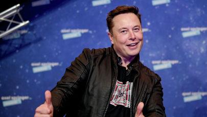 АКШлык ишкер, SpaceX жана Tesla компанияларынын негиздөөчүсү Илон Маск. Архив