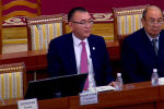 Жогорку Кеңештин депутаттары Улуттук банктын төрагасы Толкунбек Абдыгуловдун отставкасын бүгүн, 29-сентябрда, кабыл алды.