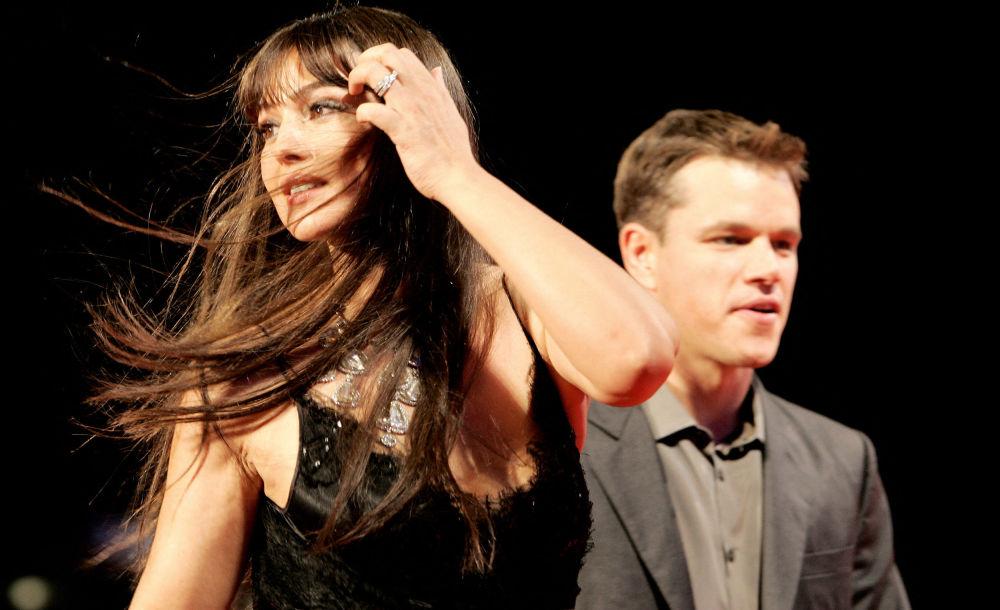 Актриса болжол менен 70тей тасмага тартылган. Анын ичинде Братья Гримм тасмасы дагы бар.