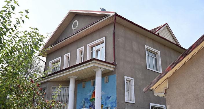 Дом, переданный на баланс ОАО Государственная ипотечная компания на безвозмездной основе семьей президента Кыргызстана Садыра Жапарова