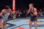 UFC Russia уюмунун YouTube каналы Лас-Вегаста болгон UFC 266 турнириндеги мушкерлердин беттешинин жай кыймылдагы видеосун жарыялады.