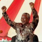 Президент ЮАР Нельсон Мандела