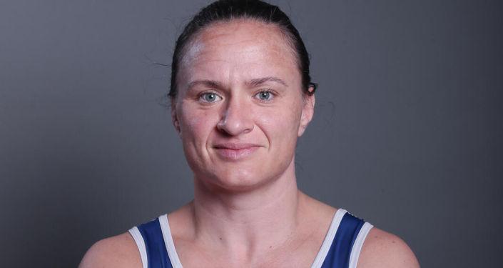 Болгарский борец Мария Оряшкова. Архивное фото