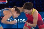 Сегодня, 6 октября, Айсулуу Тыныбекова одолела американку Кайлу Миракл и во второй раз выиграла золото чемпионата мира.