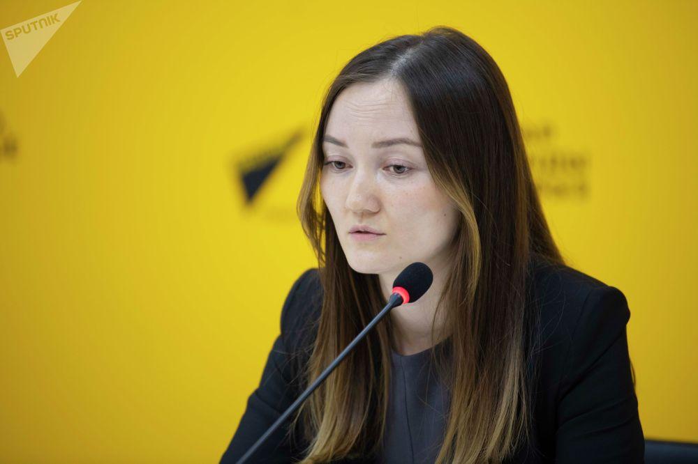 Лосникова поделилась планами работы в новой должности и ответила на вопросы журналистов