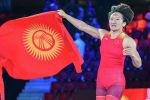 Кыргызстандык балбан Айсулуу Тыныбекова