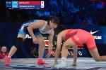 Кыргызстанка Мээрим Жуманазарова стала чемпионкой мира по борьбе. United World Wrestling оперативно опубликовал полное видео схватки.