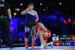 Мээрим Жуманазарова дүйнө чемпионатын финалында япониялык Рин Мьядзи менен мелдеште