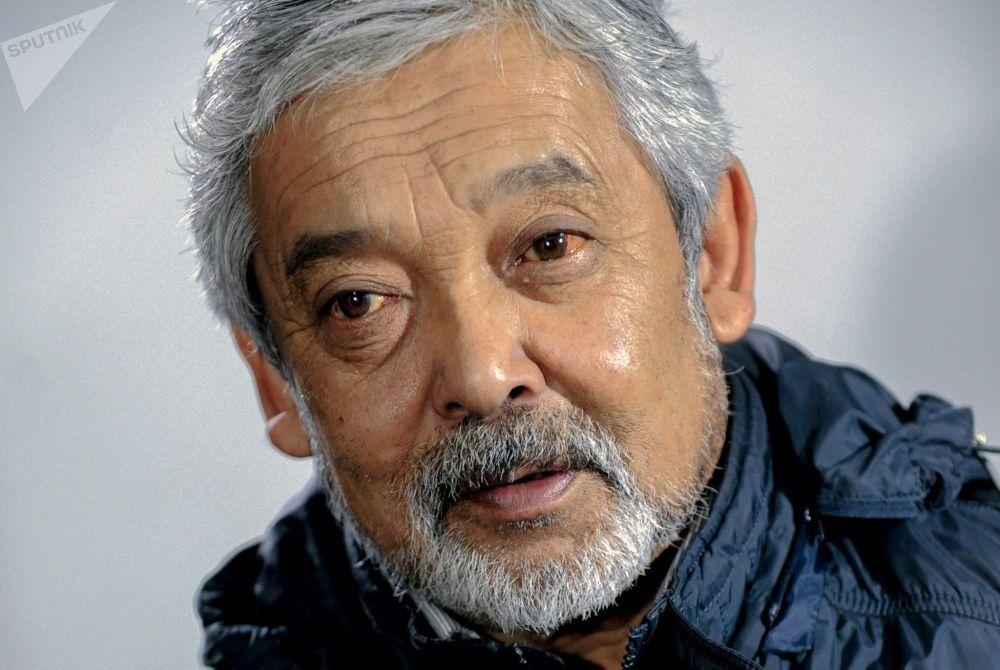 66 жаштагы актер, режиссер азыр да кинематография тармагында эмгектенип келет