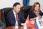 Тышкы иштер министри Руслан Казакбаев