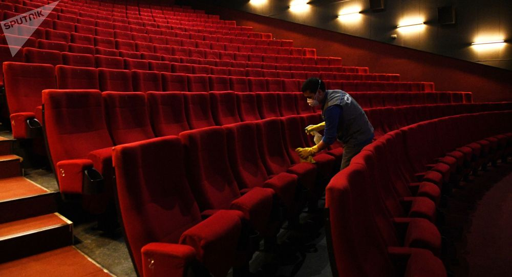 Кинотеатр. Архив