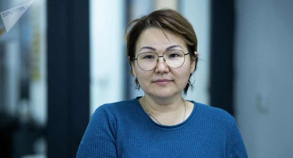 USAID уюмунун Мыкты азыктануу долбоорунун адиси Аида Шамбетова