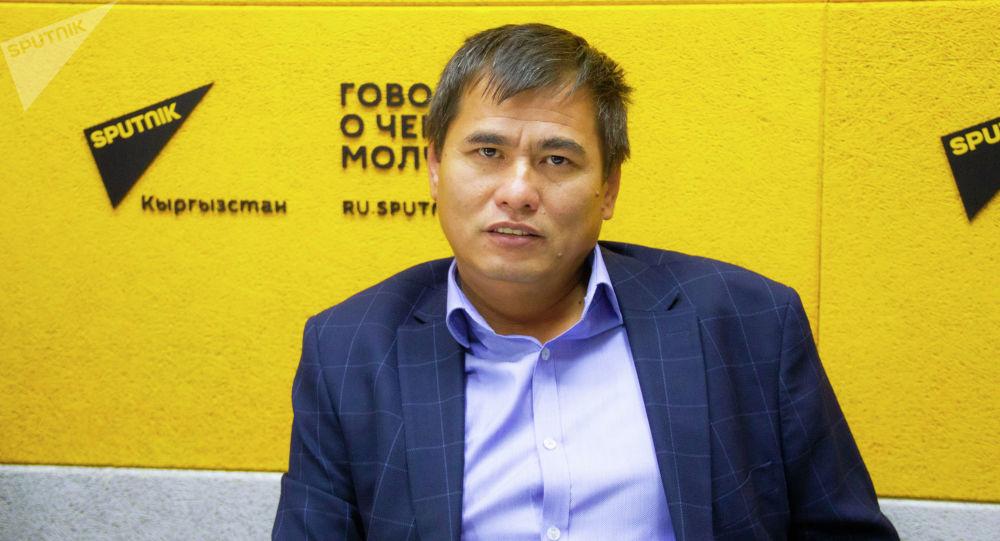 Мал чарбалардын союзу ассоциациясынын жетекчиси Азиз Кыргызбаев