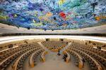 Зал заседания сессии Совета ООН по правам человека в Женеве. Архивное фото
