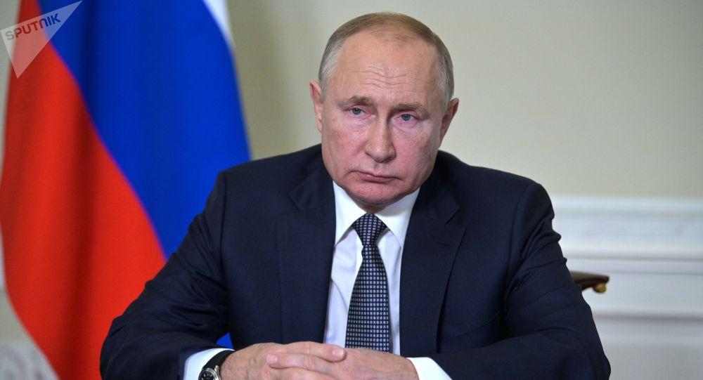 Президент РФ Владимир Путин принимает участие в заседании Высшего Евразийского экономического совета (ВЕЭС)