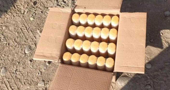 В Баткенской области пресечены несколько попыток незаконного провоза контрабандных грузов через границу
