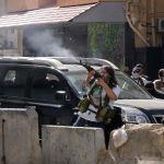 Не менее шести человек стали жертвами столкновений, которые вспыхнули в Бейруте в результате акции протеста, организованной шиитской группировкой Хезболла и ее союзниками у здания Дворца правосудия
