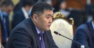 Министрлер кабинетинин төрагасынын орун басары, УКМК жетекчиси Камчыбек Ташиев