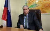 Генеральный консул России в городе Ош Андрей Бибишев
