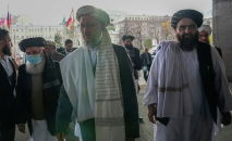 Талибан делегациясын мүчөлөрү Москвадагы эл аралык сүйлөшүүлөрдө