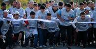 Бишкекте өлкөдөгү диний уюмдардын катышуусунда конфессиялар аралык марафон өттү. Спорттук иш-чараны Дин иштери боюнча мамлекеттик комиссиясы уюштурду.