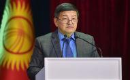 Председатель Кабинета Министров Кыргызстана Акылбек Жапаров. Архивное фото