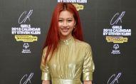 Южнокорейская модель Хо Ен Чон. Архивное фото