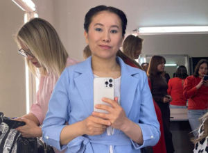 Победившая в пятом сезоне шоу Кондитер в Москве Анара Мурзакулова