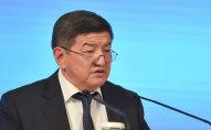 Министрлер кабинетинин жетекчиси Акылбек Жапаров