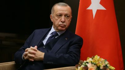 Түркиянын президенти Режеп Тайип Эрдоган. Архив