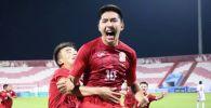 Кыргызстандын футбол боюнча олимпиадалык курама командасы