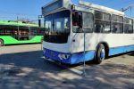 Конкурс Лучший водитель троллейбуса в Бишкеке