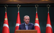 Түркиянын президенти Режеп Тайип Эрдоган
