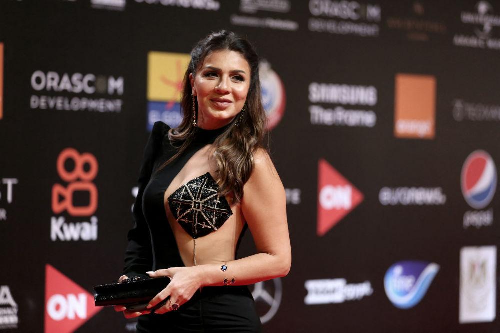 Египеттик актриса Нагля Бадр