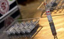 Ампулы с препаратом Гам-Ковид-Вак (Спутник V). Архивное фото