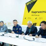 Участники брифинга ответили на вопросы журналистов