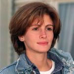 Американская актриса Джулия Робертс во время 16-го Американского кинофестиваля в Довиле. 02 сентября 1990 года