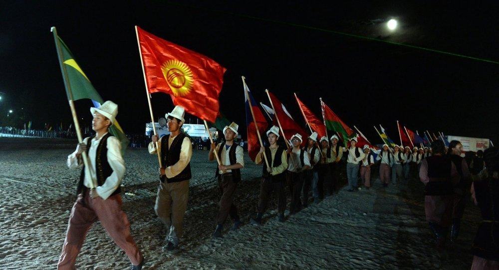 Секс в кыргызыстане