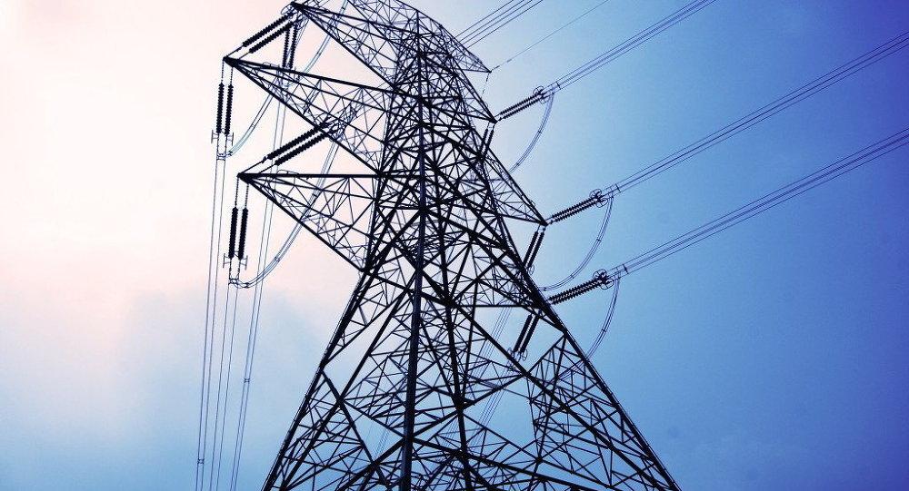Кыргызская энергетика