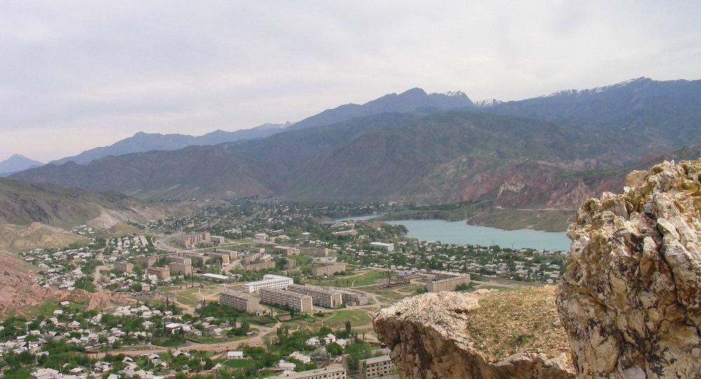 Джалал-Абад, Таш-Комур