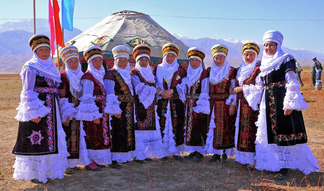 Кыргызский поэт и комузист Токтогул Сатылганов